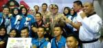 Polda Metro Jaya Raih Juara Umum 3 di Turnamen Taekwando Kapolri Cup 2018