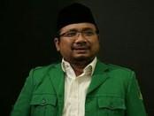 Ketua Umum GP Ansor H. Yaqut Cholil Qoumas - foto: Istimewa