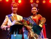 Pemenang Putra dan Putri Tuli Bali Tahun 2018 - foto: Ari Wulandari/Koranjuri.com