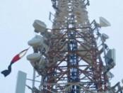 Teknisi PT. XL Axiata (XL Axiata) sedang melakukan pemeriksaan terhadap perangkat telekomunikasi di salah satu BTS di area Tanjung Benoa, Nusa Dua, Bali, Jumat (5/10) gunamendukung sukses event IMF-WB 2018  - foto: Ari Wulandari/Koranjuri.com
