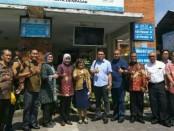 Utusan beberapa daerah untuk belajar pengembangan pasar rakyat di Kota Denpasar - foto: Istimewa
