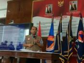 Kepala Pusat Data Informasi dan Humas BNPB, Sutopo Purwo Nugroho - foto: Istimewa