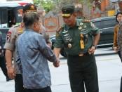 Wapres Jusuf Kalla ketika akan meninggalkan Bali usai pertemuan tahunan IMF-WB di Nusa Dua berakhir, Sabtu, 13 Oktober 2018 - foto: Istimewa