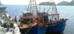 2 Kapal Ikan Vietnam Disergap di Kepulauan Natuna