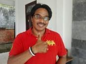 Ketua Umum KONI Gianyar Pande Made Purwata - foto: Koranjuri.com