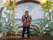 General Manager Sand Beach, Komang Swasta - foto: Koranjuri.com
