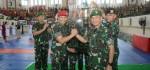 Kontingen 'Baret Merah' Pertahankan Juara Umum di Kejurnas Yongmoodo di Bali