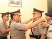 Kapolda Kepulauan Riau (Kepri) Irjen Pol. Andap Budhi Revianto,  memimpin Upacara Pelantikan Jabatan di lingkungan Polda Kepri - foto: Istimewa