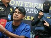 Tim Direktorat Reserse Narkoba Polda Sumatera Selatan kembali menggagalkan masuknya narkoba jenis sabu-sabu jaringan internasional dari Batam di Kepulauan ke Palembang - foto: Istimewa