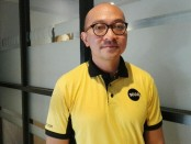 General Manager Scoot Airlines Indonesia,Jemmy Lauw - foto: Koranjuri.com