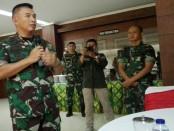 Pangdam IX/Udayana Mayjen TNI Benny Susianto - foto: Koranjuri.com