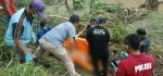 Perempuan Muda Tanpa Busana Ditemukan Tewas Dibawah Tanggul Sungai