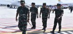 Panglima TNI Tinjau Lokasi Baksos di Event TNI Maraton Mandalika