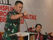 Pangdam Jaya/Jayakarta Mayjen TNI Joni Supriyanto terpilih sebagai Ketua Umum Perbakin Periode tahun 2018-2022 - foto: Istimewa