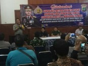 Polres Metro Jakarta Pusat dan Dandim 0501 mengadakan Silaturahmi dengan Pemimpin Gereja - foto: Istimewa