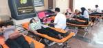 Donor Darah Warnai Perayaan HUT Polda Metro Ke-69