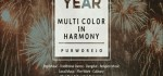 'Multi Color in Harmony' Ramaikan Akhir Tahun di Purworejo