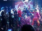 Peniupan lilin Anniversary 3th Executive Karaoke (EC) Bali, Rabu, 5 Desember 2018 - foto: Koranjuri.com