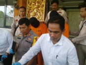 Reskrim Polresta Denpasar menangkap 3 pelaku pencurian yang melibatkan satu oknum wartawan TV Swasta Nasional - foto: Istimewa