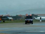 Penanggulangan Keadaan Darurat ke-101 yang diselenggarakan di Bandara Ngurah Rai - foto: Istimewa