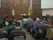 Suasana Rapat Akhir Tahun (RAT) Koperasi Binaan Provinsi Bali di Wiswa Sabha Utama, Kantor Gubernur Bali, di Denpasar, Rabu (23/1/2019) - foto: Istimewa