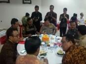 Perwakilan Polda Bali bertemu dengan Pemerintah Provinsi Bali untuk menanyakan surat rekomendasi penghentian sementara kegiatan 3 ormas - foto: Istimewa