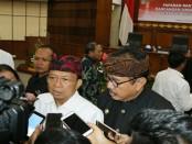 Gubernur Bali Wayan Koster kembali melakukan gebrakan dengan rampungnya Rancangan Undang-Undang Tentang Provinsi Bali - foto: Istimewa