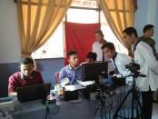 Rekam cetak KTP elektronik di Rutan Purworejo, Kamis (17/1) - foto: Sujono/Koranjuri.com