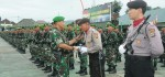 Persiapan TNI Kodam IX/Udayana Jelang Pesta Demokrasi Serentak