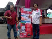 Keterangan foto: kiri, Direktur GET Indonesia Toni Purniawan./ Foto: koranjuri