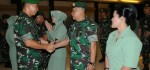Sejumlah Perwira Menengah di Kodam IX/Udayana Bergeser
