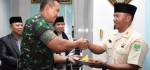 Revitalisasi Mesjid Al Hidayah Rampung, Dandim 0501/JP BS Gelar Syukuran