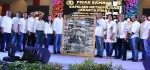 Dandim 0501/JP BS Sambut Mitra Baru di Polres Jakarta Pusat