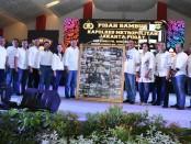 Pisah sambut Kapolres Jakarta Pusat dari Kombes Pol. Roma Hutajulu kepada pejabat baru Kombes Pol. Harry  Kurniawan - foto: Istimewa