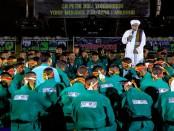 Uji petik BDM Yongmoodo Yonif Mekanis 203/Arya Kamuning - foto: Istimewa