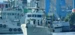 Kapal Pengangkut Crane Diamankan di Kepulauan Nipah