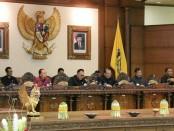 Rapat Paripurna Ke VII DPRD Provinsi Bali di Ruang Rapat Utama Kantor DPRD Bali, Renon, Denpasar, Senin (11/2/2019) - foto: Istimewa
