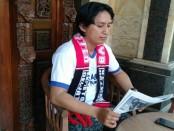 Sosok muda Calon Legislatif DPRD Provinsi Bali Dapil Klungkung, Nomer Urut 2 dari Partai HANURA, I Putu Agus Putra Sumardana, SH. - foto: Istimewa