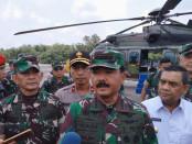 Panglima TNI Marsekal TNI Hadi Tjahjanto - foto: Istimewa