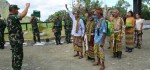 Pangdam Udayana Kunjungi Perbatasan RI-Timor Leste