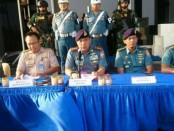 Koarmada I TNI AL menggagalkan penyelundupan baby lobster senilai 46 miliar di perairan Kepri - foto: Istimewa