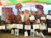 Ketua Komisi IV DPR-RI Edhy Prabowo mengadakan kunker bersama KKP di Banyu Asin - foto: Istimewa