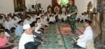 Anak Panti Asuhan Lintas Agama Ikuti Doa Bersama Pangdam Udayana