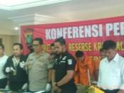 Polda Metro Jaya melakukan ekspose sejumlah kasus, diantaranya penyekapan terhadap perempuan di Jakarta - foto: Istimewa