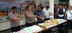 Polda Metro Amankan 54 Ribu Butir Ekstasi dan 50,6 kg Sabu-sabu