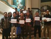 Empat startup tenant Inkubator Bisnis STIKOM Bali kembali sukses meraih pendanaan dari hibah Perusahaan Pemula Berbasis Teknologi (PPBT) Kemenristekdikti dengan total pendanaan mencapai Rp 1,335 milyar - foto: Istimewa