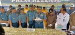 Razia di Laut, TNI AL Amankan Kapal Nelayan  Bermuatan 50 Kg Sabu-sabu