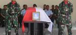Jenasah Sersan Satu Anumerta Mirwariyadin Dimakamkan di Bima, NTB