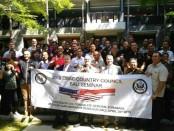 Konsulat Jenderal Amerika Serikat Surabaya meresmikan Dewan Penasihat Keamanan Luar Negeri (OSAC) cabang Bali, Selasa, 30 April 2019 - foto: Istimewa