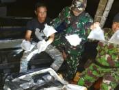 Penangkapan penyelundupan baby lobster yang dilakukan Koarmada I menjadi yang kedua dalam kurun waktu satu Minggu - foto: Istimewa